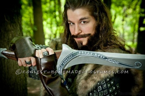 Homemade Thorin Oakenshield Costume: Is it Male or Female? You Decide!