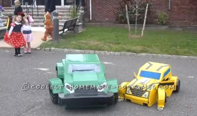 Awesome Transformers Costumes That Actually Transform! - 2