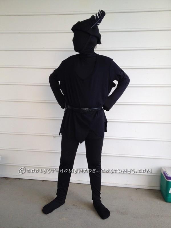 Uber-Cool Peter Pan's Shadow Costume