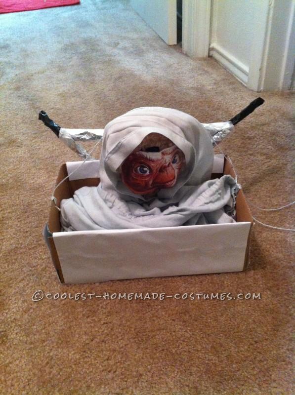 Very Last Minute Elliott Costume from E.T.