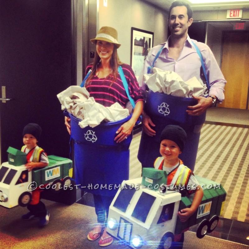 Garbage Family