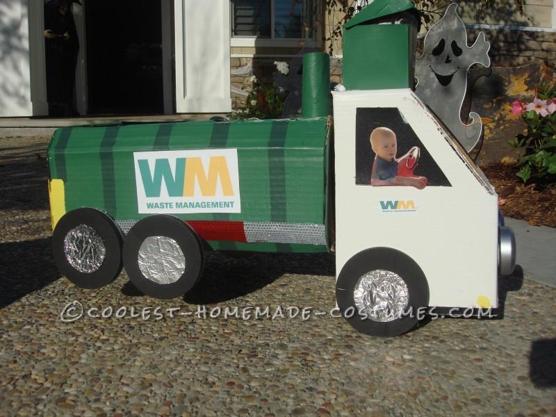 Tanner's Garbage Truck