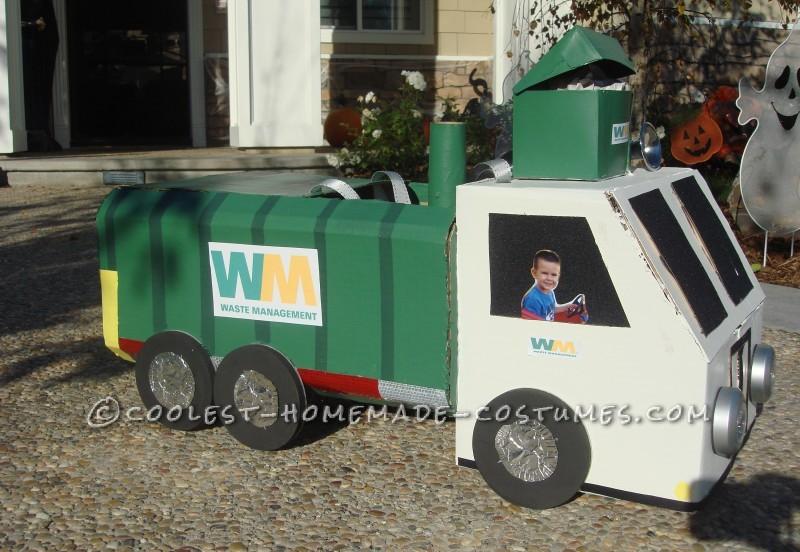 Parker's Garbage Truck