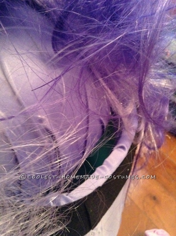 Make an Awesome Homemade Purple Minion Costume - 3