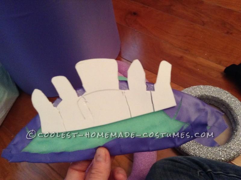 Make an Awesome Homemade Purple Minion Costume - 2