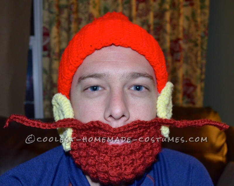 Yukon Cornelius and the Bumble Homemade Couple Costume - 1