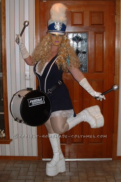 Lost Drummer Girl Costume - 1