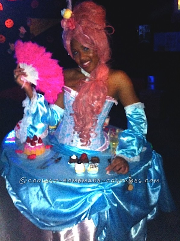 "Amazing Marie Antoinette Costume: ""Let Them Eat Cake!"" - 1"