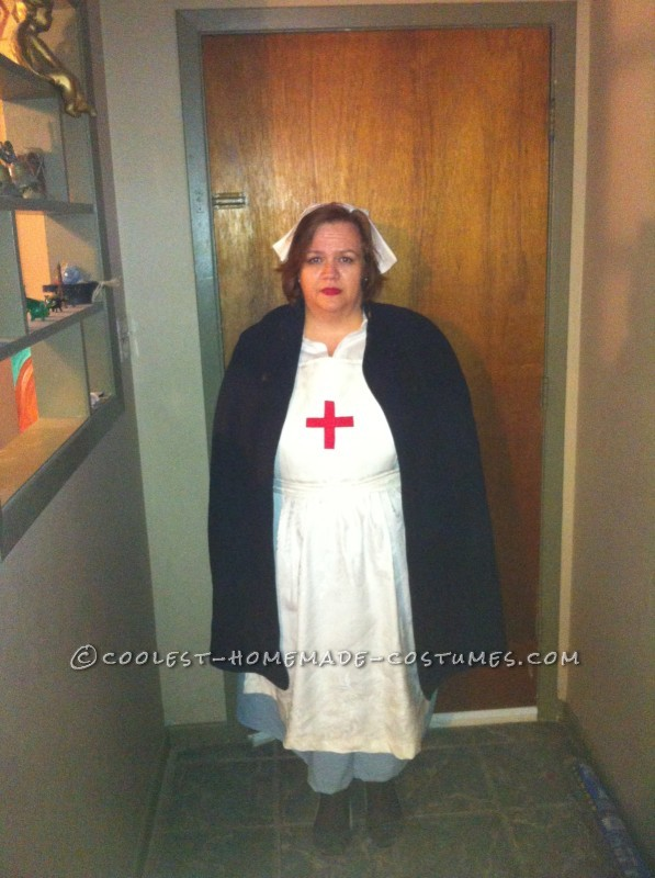 1920's nurse