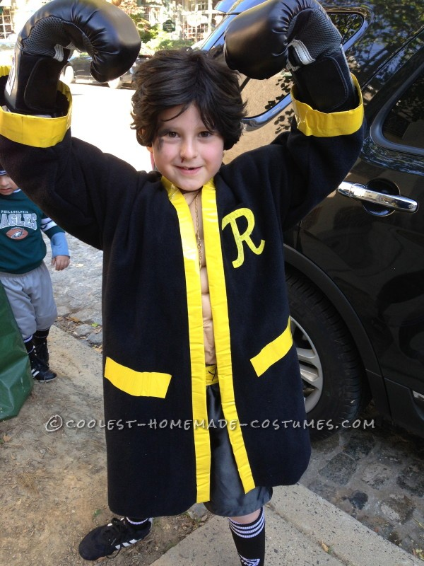 Child S Rocky Balboa Costume
