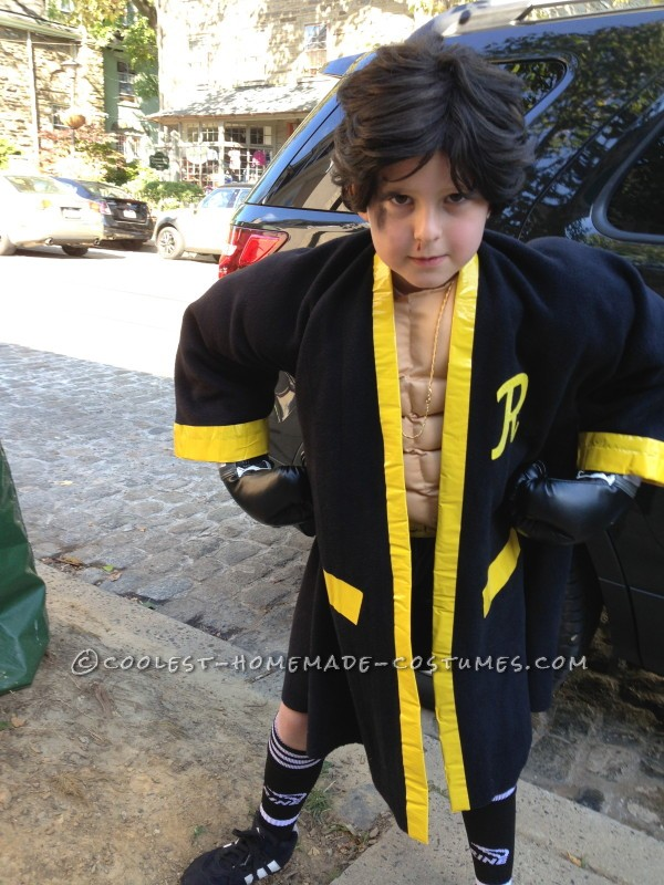 Child's Rocky Balboa Costume - 1