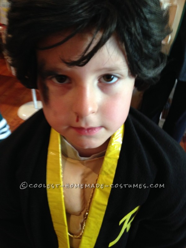 Child's Rocky Balboa Costume - 3