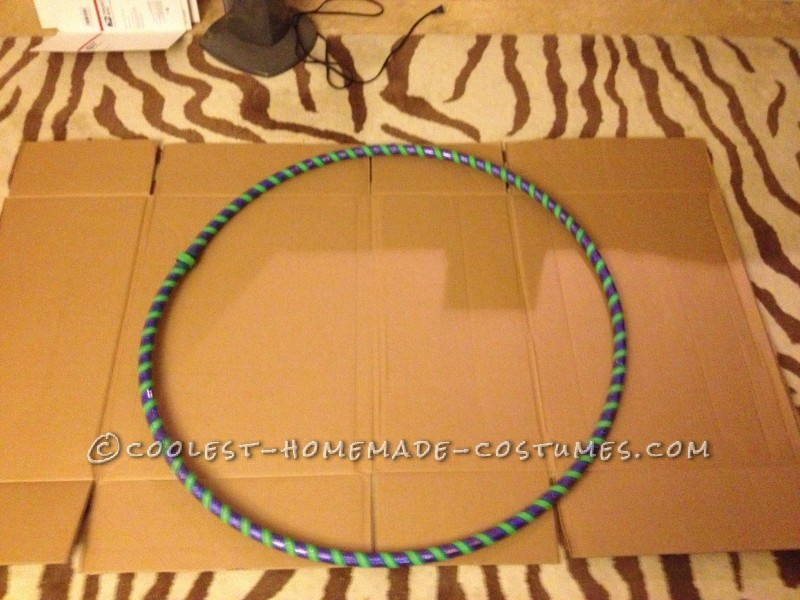 Hula-Hoop Helps