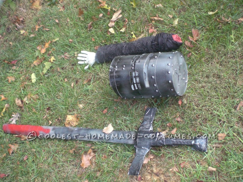 Black Knight Costume from Monty Python - 3