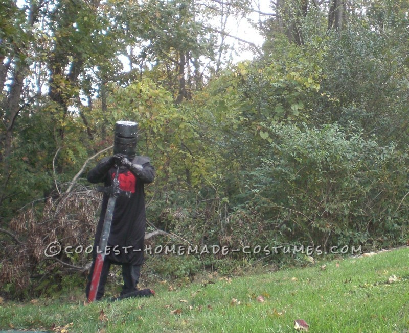 Black Knight Costume from Monty Python - 1
