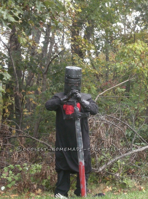 Black Knight Costume from Monty Python