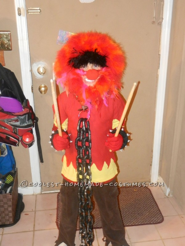 Family Muppet Costumes - 4