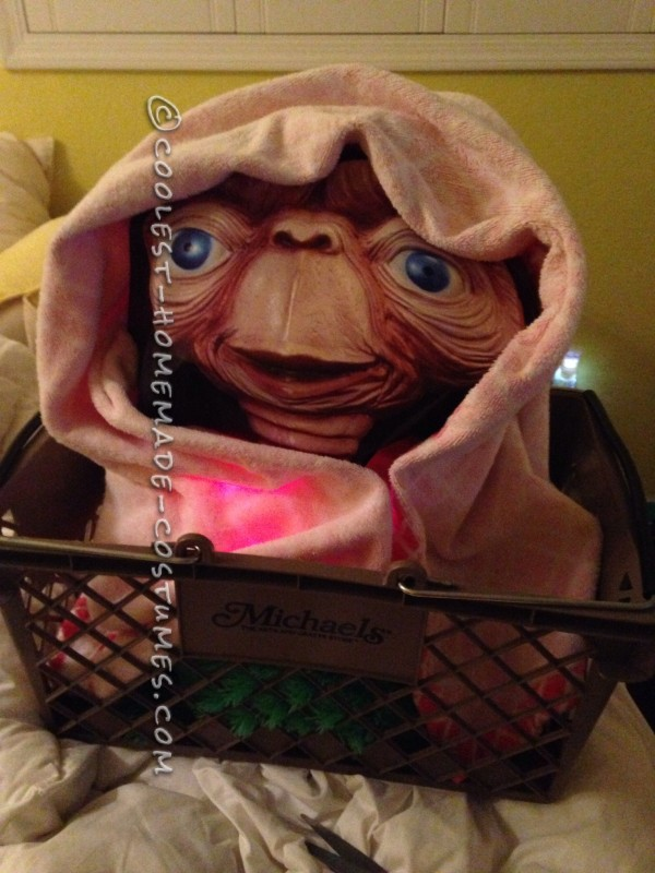 Getting ET Home Costume for Under $20! - 1