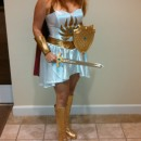 Comic-Con Worthy She-Ra Costume with Sound Effects!