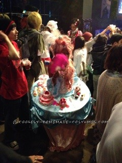 "Amazing Marie Antoinette Costume: ""Let Them Eat Cake!"" - 8"