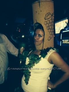 Funny SNL (Lady Gaga) Liquorville Wine Costume - 3