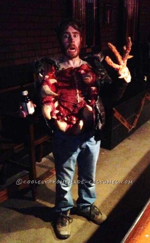 The Thing: A Homemade Costume Two Years in the Making - 4