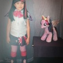 My Little Pony Equestria Girls, Princess Twilight Sparkle Costume