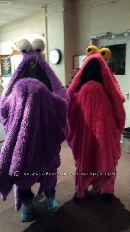 Sesame Street Yip Yip Alien Costume for any Age