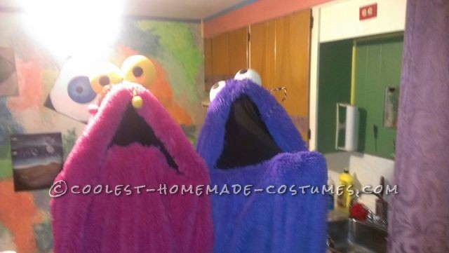 Sesame Street Yip Yip Alien Costume for any Age - 1