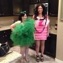 Cool Homemade Loofah Costume