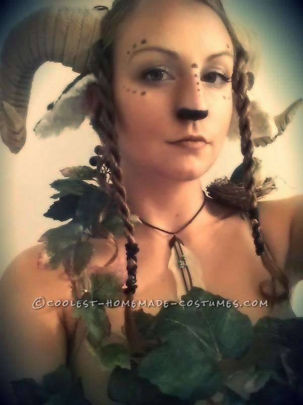 Beautiful Homemade Satyr Costume - 2