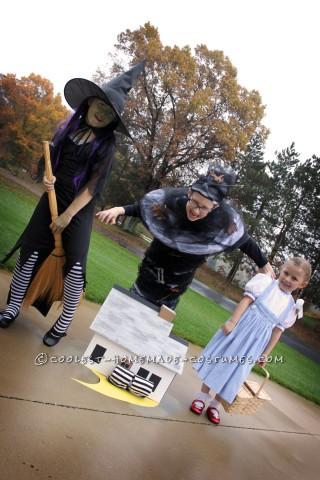 A Twist on Oz Group Costume