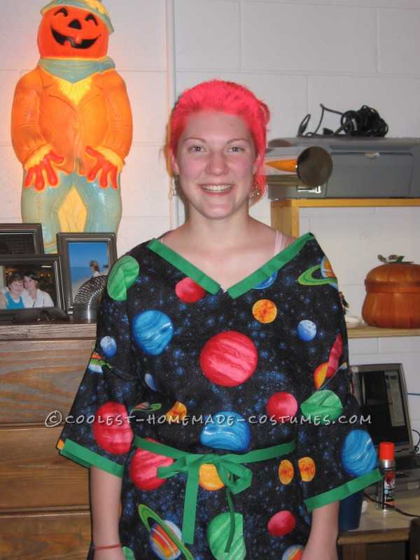 Ms. Frizzle's Bright Hair