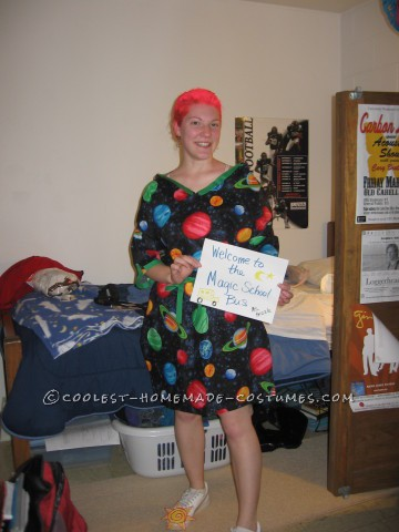 Adult Ms. Frizzle Costume from the Magic School Bus