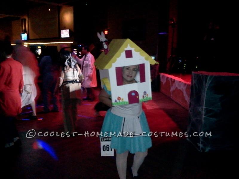 Photo at Halloween Contest