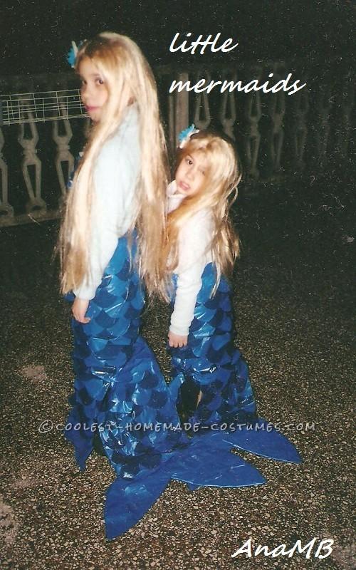 Ariel-Inspired Little Mermaid Costumes