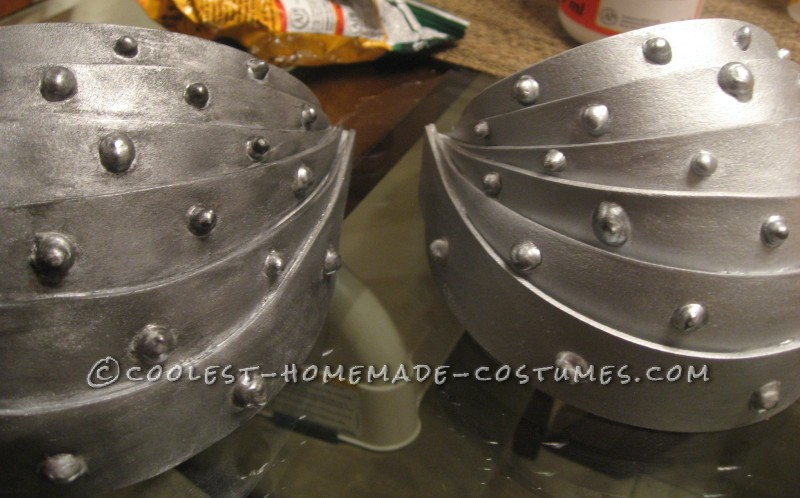 Aging the Armor