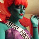 Award-Winning Miss Argentina Halloween Costume
