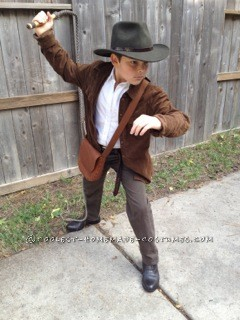 Indiana jones costume for 9 year old boy for 9 year old boy halloween costume ideas