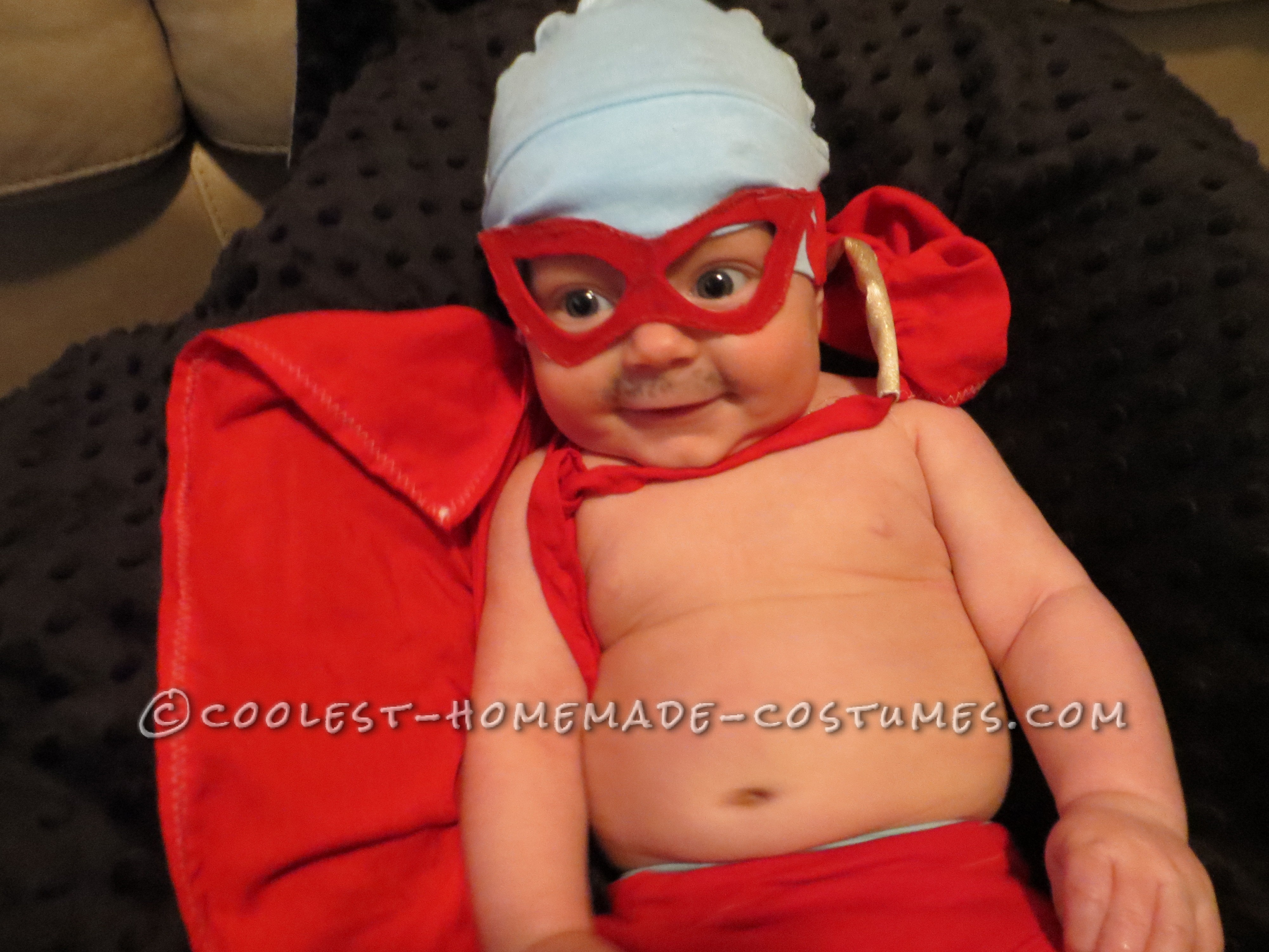 Baby Nacho Libre Costume - Need I Say More?