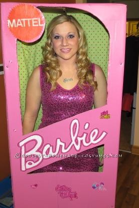 Barbie in a Box