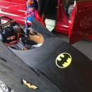 Batmobile Wheelchair Costume