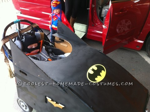 Batmobile Wheelchair Costume