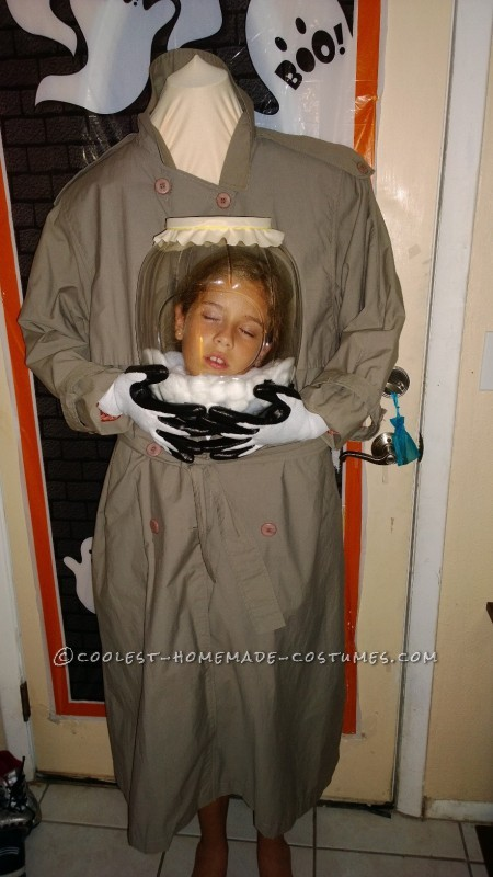Best-Ever Headless Trick-or-Treater