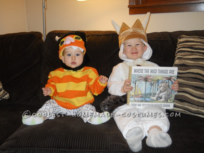"Best Ever ""Where the Wild Things Are"" Costumes for Preschoolers"