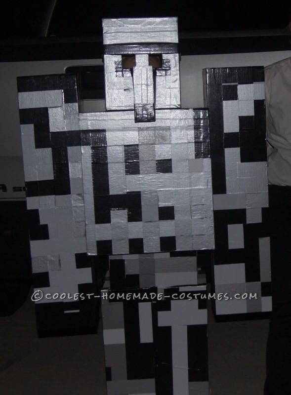 Minecraft's Iron Golem
