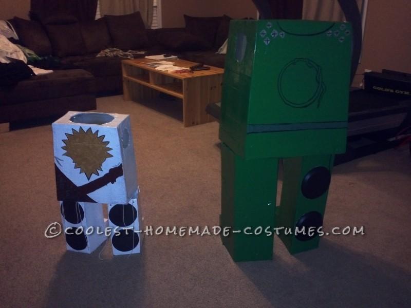 Best DIY Lego Ninjago Brothers Costumes - 3