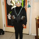 Best Mom-Made Scuba Diver Costume for a 5 Year Old