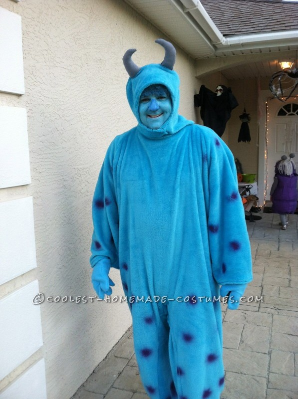 Best Monsters Inc. Costumes Ever! - 2