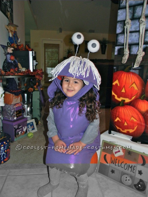 Best Monsters Inc. Costumes Ever! - 3